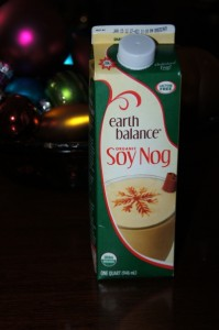 Earth Balance Soy Nog