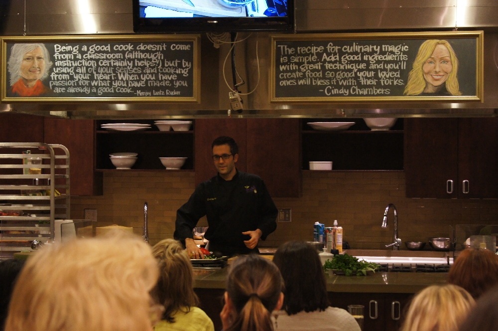 Chef Chad Sarno Health Starts Here Whole Foods