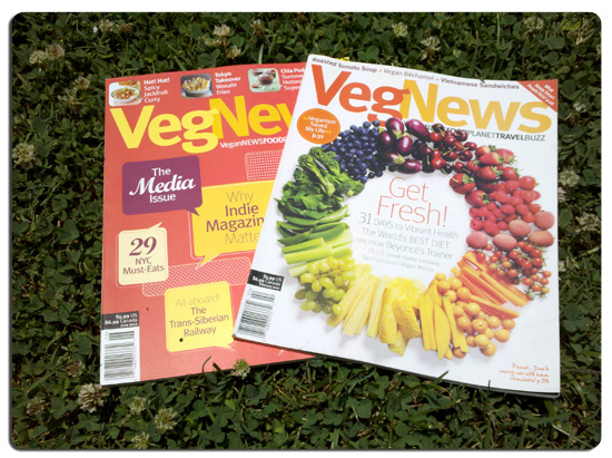 VegNews Magazine