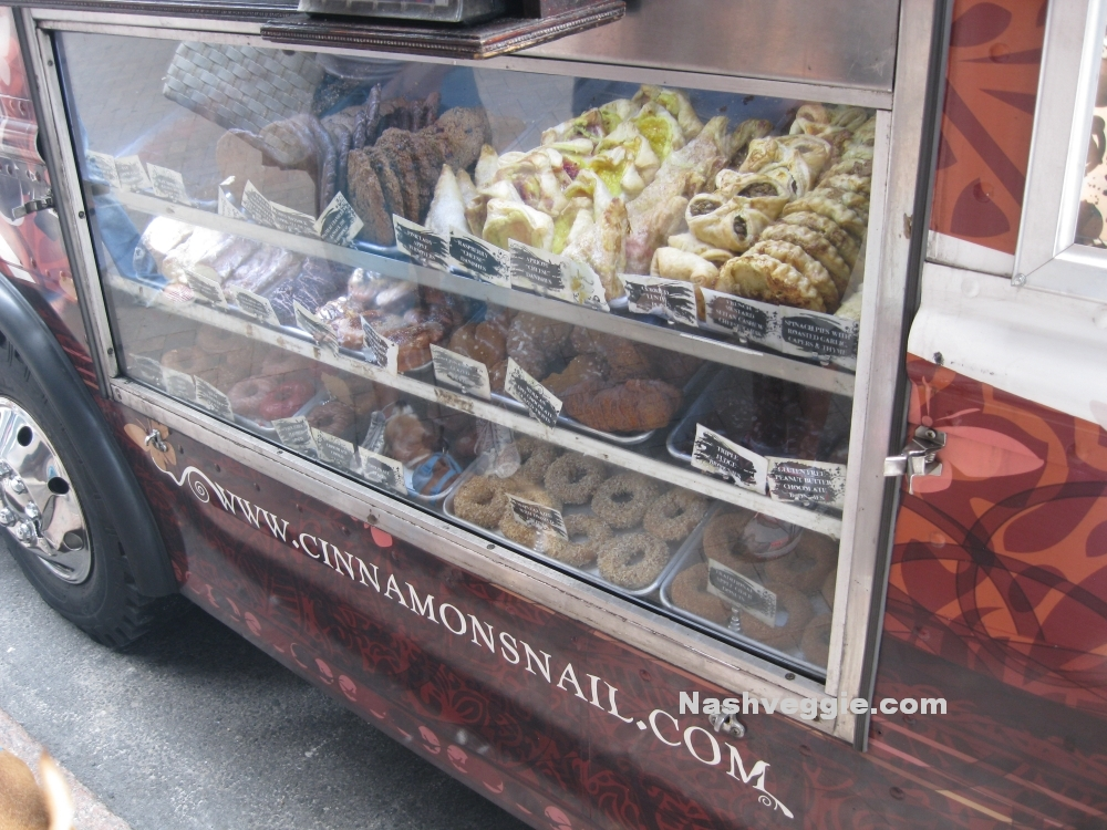 The Cinnamon Snail Vegan Food Truck - New York City
