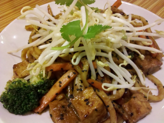 Noodles & Company Japanese Pan Noodle