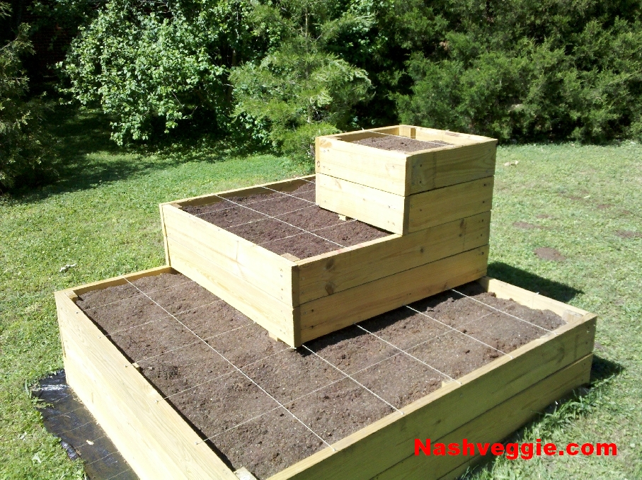 Square Foot Tower Garden