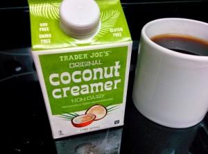 Nashveggie - Nashville Vegan - Trader Joe's Coconut Creamer