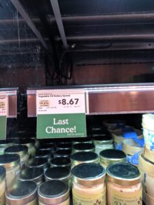 Earth Balance Discontinued at Whole Foods?